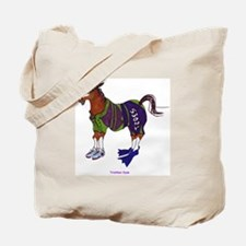 TriClyde Tote Bag