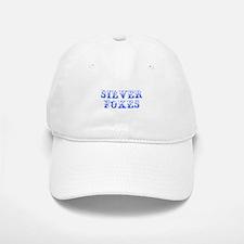 Silver Foxes-Max blue 400 Baseball Baseball Baseball Cap