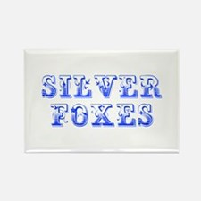 Silver Foxes-Max blue 400 Magnets