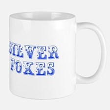Silver Foxes-Max blue 400 Mugs