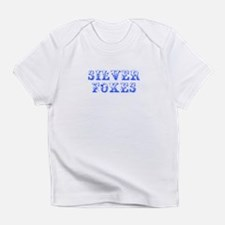 Silver Foxes-Max blue 400 Infant T-Shirt