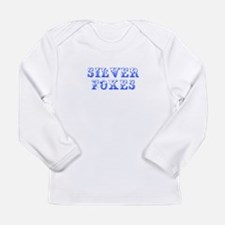 Silver Foxes-Max blue 400 Long Sleeve T-Shirt