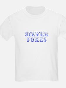 Silver Foxes-Max blue 400 T-Shirt