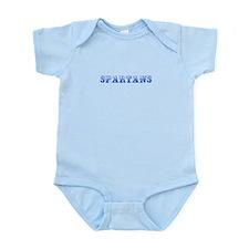 Spartans-Max blue 400 Body Suit