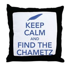 Keep Calm Passover Throw Pillow