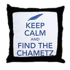 Keep Calm Passover Throw Pillow