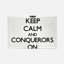 Keep Calm and Connotations ON Magnets