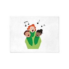 Childrens Choir 5'x7'Area Rug