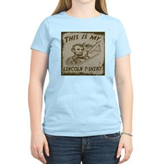 My Lincoln T-Shirt Women's Light T-Shirt