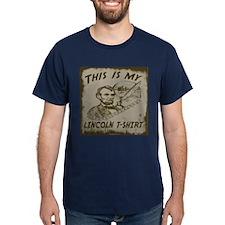 My Lincoln T-Shirt T-Shirt