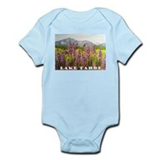 Mountain Lupine Body Suit