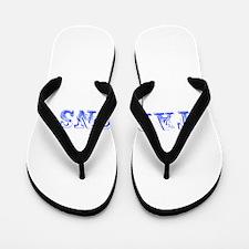 Tarpons-Max blue 400 Flip Flops