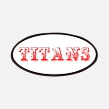 Titans-Max red 400 Patch