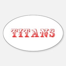 Titans-Max red 400 Decal