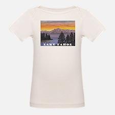 Mt. Tallac Lake Tahoe T-Shirt