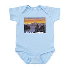 Mt. Tallac Lake Tahoe Body Suit