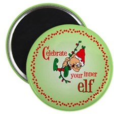 Inner Elf Magnet