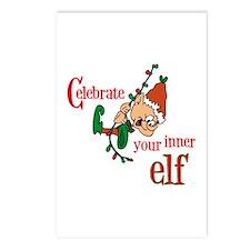 Inner Elf Postcards (Package of 8)