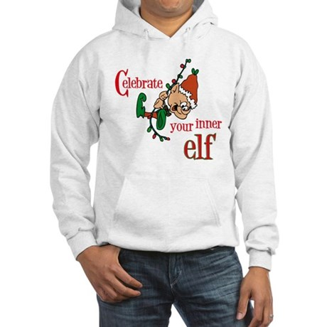 Inner Elf Hooded Sweatshirt