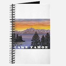 Mt. Tallac Lake Tahoe Journal