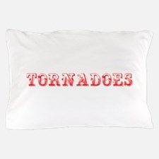 Tornadoes-Max red 400 Pillow Case