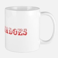 Tornadoes-Max red 400 Mugs