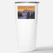 Mt. Tallac Lake Tahoe Travel Mug