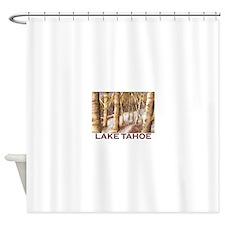 Aspen Winter Shower Curtain