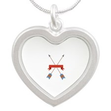 Arrows Banner Necklaces