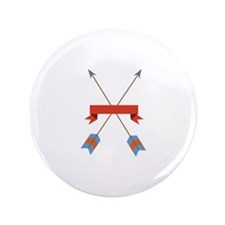 """Arrows Banner 3.5"""" Button (100 pack)"""