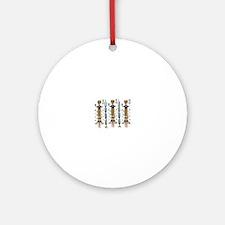 Cactus Women Ornament (Round)