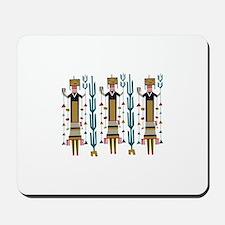 Cactus Women Mousepad