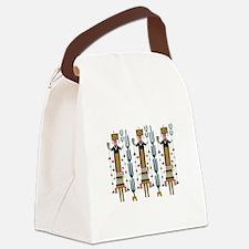 Cactus Women Canvas Lunch Bag