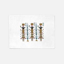 Cactus Women 5'x7'Area Rug