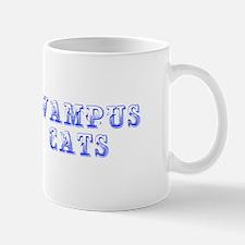 Wampus Cats-Max blue 400 Mugs