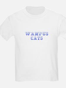Wampus Cats-Max blue 400 T-Shirt