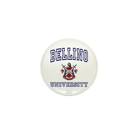 BELLINO University Mini Button