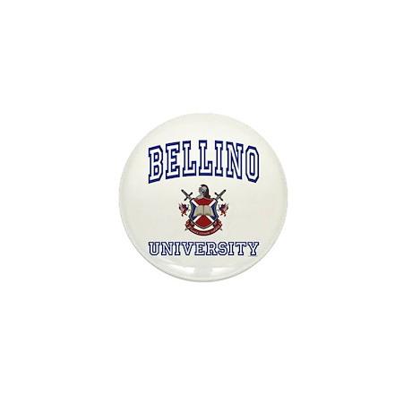 BELLINO University Mini Button (10 pack)