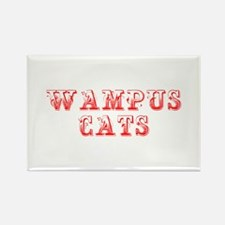 Wampus Cats-Max red 400 Magnets