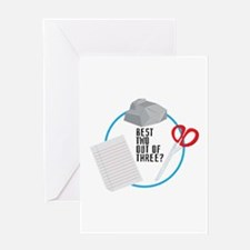 Best of Three? Greeting Cards