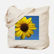 A Wild Sunflower Tote Bag