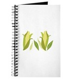 Corn Journals & Spiral Notebooks