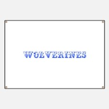 Wolverines-Max blue 400 Banner
