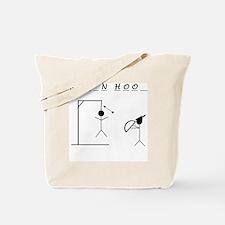 Hangman Robin Hood Tote Bag
