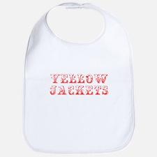 Yellow Jackets-Max red 400 Bib