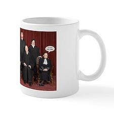 I'm Not With Them Mug