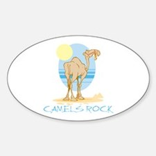 Camels Rock Decal
