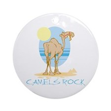 Camels Rock Ornament (Round)