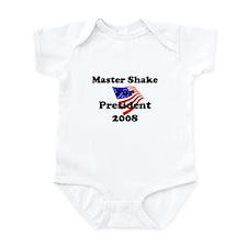 Vote for Master Shake Infant Bodysuit