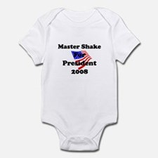 Vote for Master Shake Infant Bodysuit